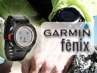 GARMIN fenix(フェニックス) GPS